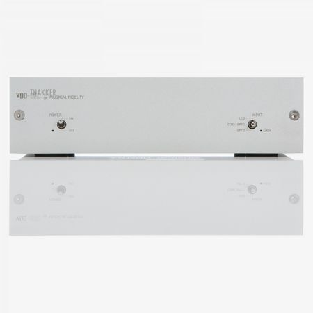 Musical Fidelity V90-DAC High Performance D/A converter silver