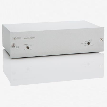 Musical Fidelity V90-DAC High Performance D/A converter silver – image 3
