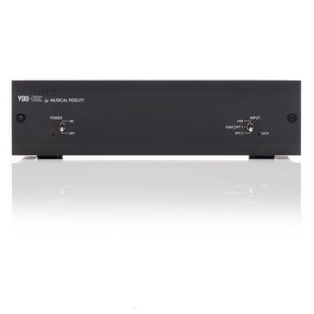 Musical Fidelity V90-DAC High Performance D/A converter black – image 1