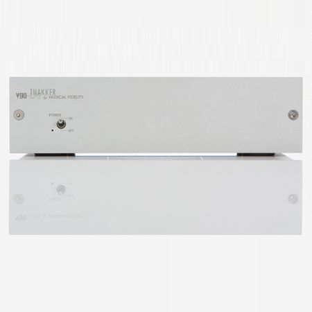 Musical Fidelity V90-LPS High Performance MM/MC Phono Stage silver – image 1
