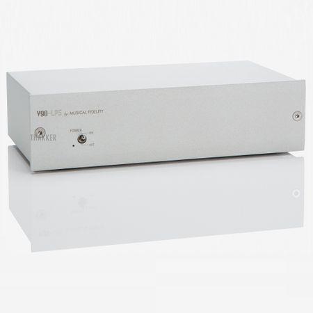 Musical Fidelity V90-LPS High Performance MM/MC Phono Vorverstärker silber – Bild 3