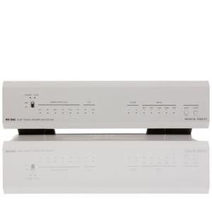 Musical Fidelity MX-DAC Audiophile D/A Wandler silber 001