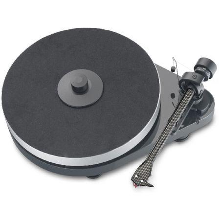 Pro-Ject RPM 5.1 Plattenspieler Ortofon 2M Red - schwarz