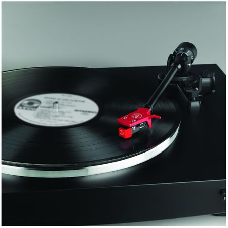 AT-LP3 AT-LP 3 Fully Automatic Belt-Drive Stereo Turntable with Universal Tonearm & Headshell – image 2