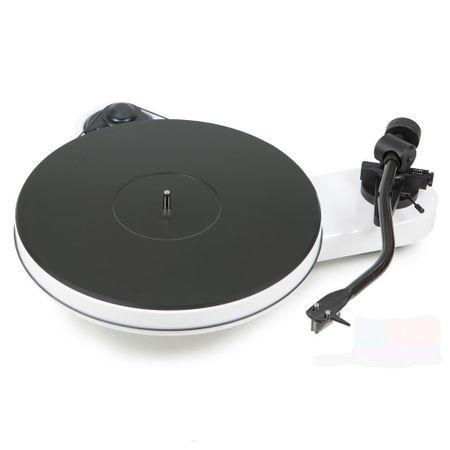 Pro-Ject RPM 3 Carbon Plattenspieler Ortofon 2M Silver - weiß
