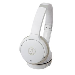 Audio Technica ATH-AR3BT Wireless On-Ear Headphones - White 001