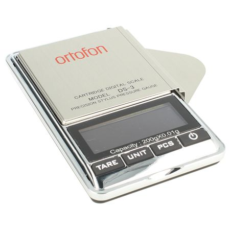 Ortofon DS-3 a high precision digital stylus pressure gauge – image 1