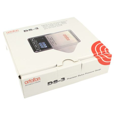 Ortofon DS-3 a high precision digital stylus pressure gauge – image 2