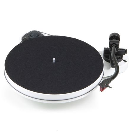 Pro-Ject RPM 1 Carbon Plattenspieler Ortofon 2M Red - weiß