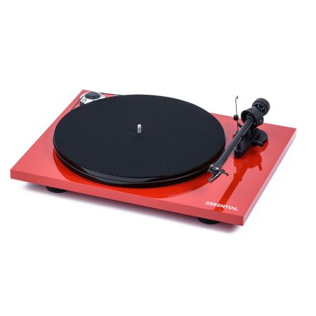 Pro-Ject Essential III - rot