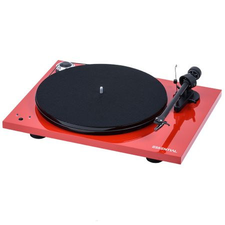 Pro-Ject Essential III SB - rot