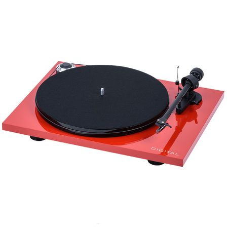 Pro-Ject Essential III Digital - rot