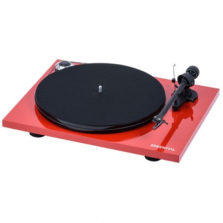 Pro-Ject Essential III Bluetooth - rot