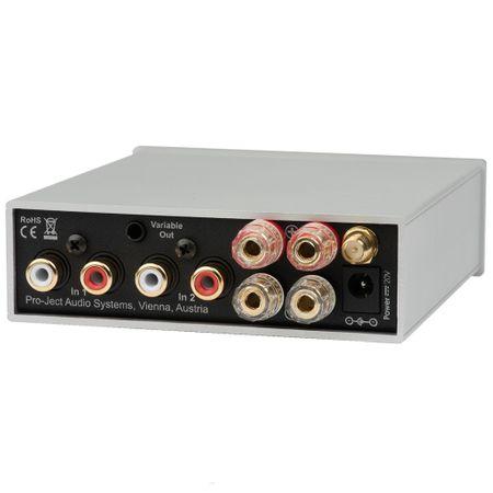 Pro-Ject Stereo Box S2 BT High End Vollverstärker mit Bluetooth Eingang - schwarz – Bild 2