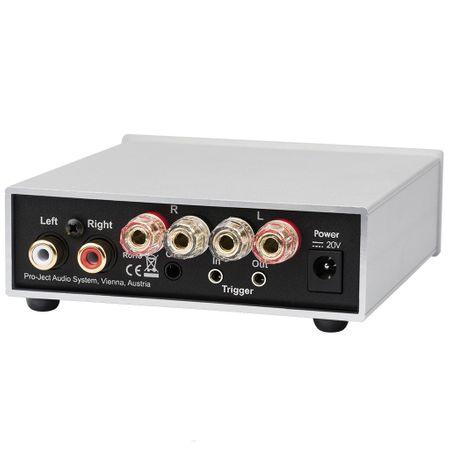 Pro-Ject Amp Box S2 Stereo Endverstärker - silber – Bild 2