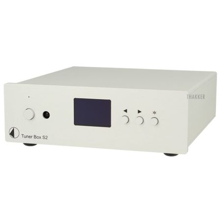 Pro-Ject Tuner Box S2 - silber – image 3