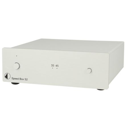 Pro-Ject Speed Box S2 50Hz - silber