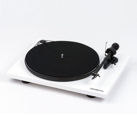 Pro-Ject Essential III Phono - weiß – image 1