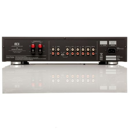 Musical Fidelity M3i integrated amplifier - black – image 2