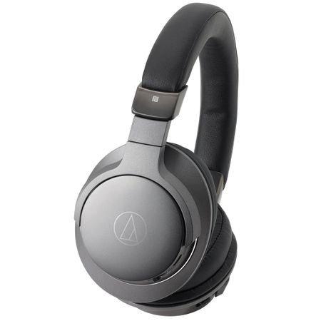 Audio Technica ATH-AR5BT Wireless Over-Ear High-Resolution Headphones - black