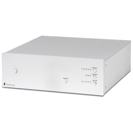 Pro-Ject Phono Box DS2 Phono-Vorverstärker - Silver