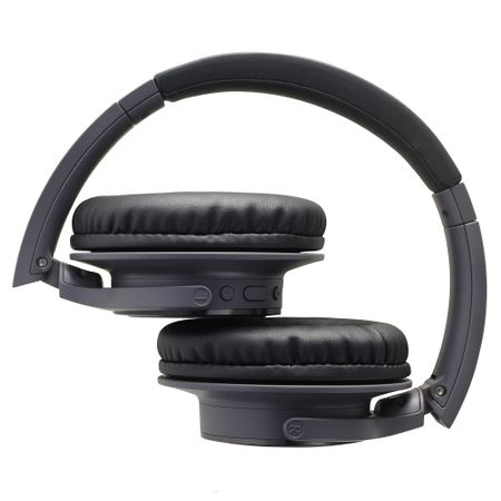 Audio Technica ATH-SR30BT Wireless Headphones - charcoal grey – image 2