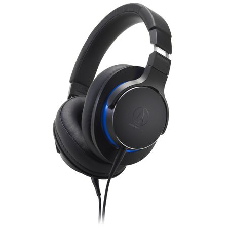 Audio Technica ATH-MSR7b Headphones - Black