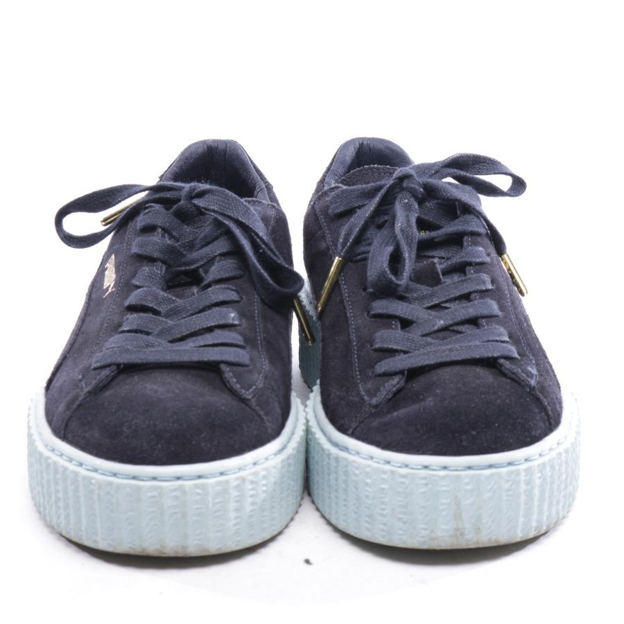 Details zu PUMA x Fenty Sneaker Gr. D 39 Blau Türkis Damen Shoes Fenty Rihanna Chaussures