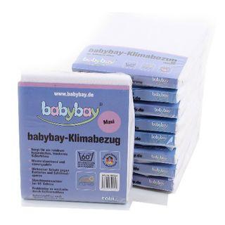 Babybay 160550 Extra Klima-Bezug Maxi