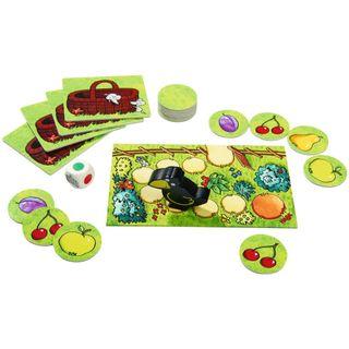 Haba 4610 - Spiel Obstgarten Memory – Bild 2