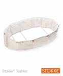 STOKKE SLEEPI 105512 cot bumper CLASSIC BEIGE 001