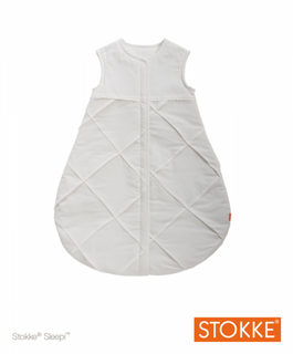STOKKE SLEEPI 106307 sleeping bag 65cm CLASSIC WHITE