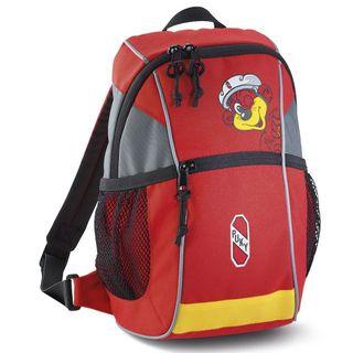 Puky 9700 RS Kinder Rucksack rot/gelb – Bild 1