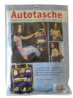 Funny Autotasche blau/gelb
