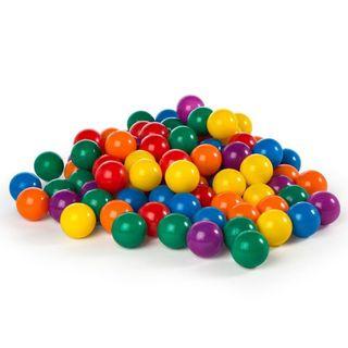Intex 49602NP - 100 Fun Ballz 6,5cm Luftgefüllte Bälle für Bällebad – Bild 1