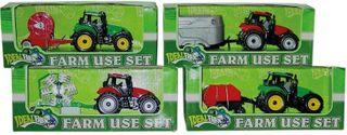 Bieco 4366 - Farm Use Set Trecker mit Anhänger