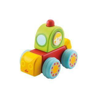 Sevi 82653 Spielfigur Quietsch-Auto – Bild 1