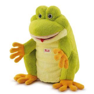 Sevi 29963 Handpuppe Frosch