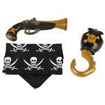 Theo Klein 7255 PiratenSet, 3-teilig Der kleine Pirat 001