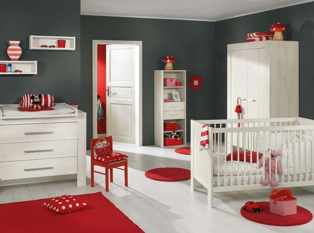 paidi mees babyzimmer mit schrank 2 t rig scandic wood. Black Bedroom Furniture Sets. Home Design Ideas