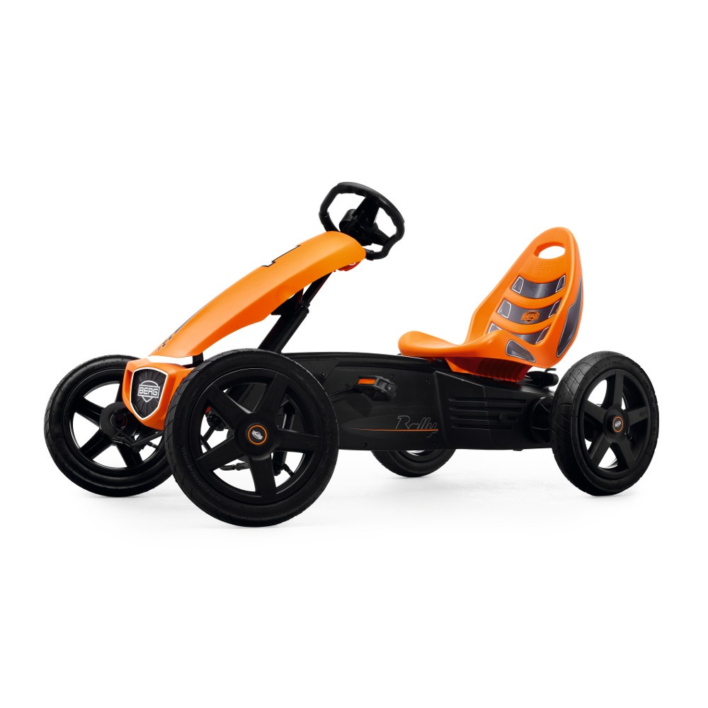 Bergtoys City Gokart Rally Orange