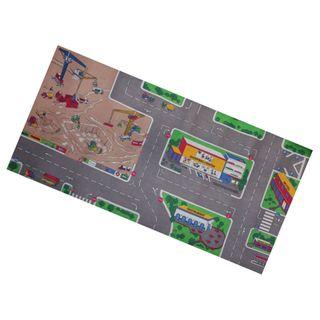 Molto 5559 Spielteppich Industriegebiet 124 x 60 cm – Bild 1