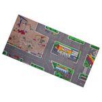 Molto 5559 Spielteppich Industriegebiet 124 x 60 cm