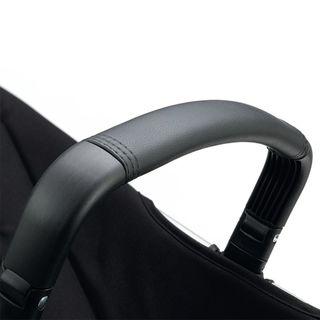 Bugaboo Donkey+ Mono Kinderwagen - rot / alu – Bild 3