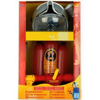 Theo Klein 8953 Feuerwehr-Set 6-teilig – Bild 1