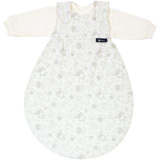 Alvi Baby Mäxchen Schlafsack 3-tlg. Das Original Gr. 62/68 Schäfchen beige