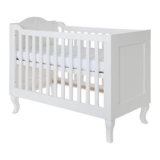 Kidsmill Babyzimmer Romance white brush (inkl. Umbaubett 70x140cm) – Bild 2