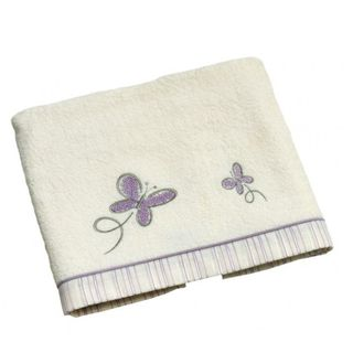 Be Be's Collection 174-27 Badetuch Butterfly lila 70x120