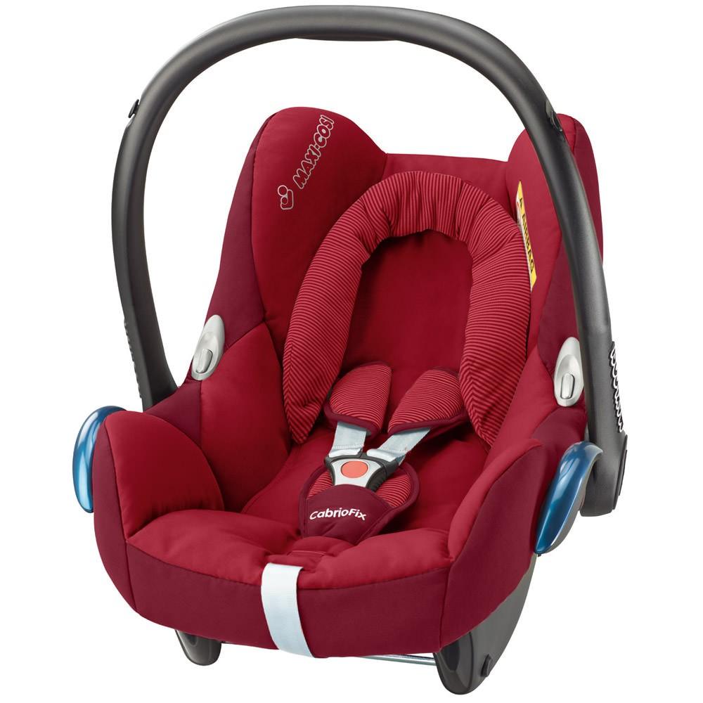 Maxi-Cosi Babyschale CabrioFix - robin red - Mo...