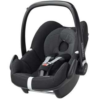 Maxi-Cosi Pebble Babyschale - black raven